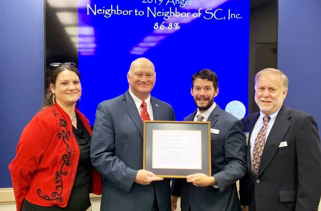Neighbor to Neighbor Angel Award Featured on WPDE